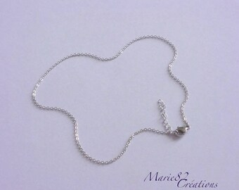 Neck chain 1.60 mm chain / stainless steel