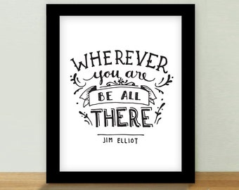 Be All There - Digital Download