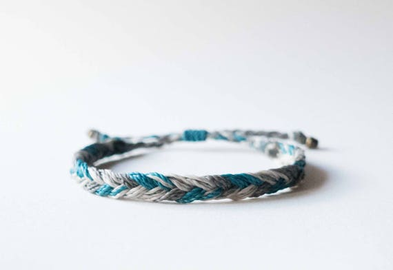 Braid friendship bracelet