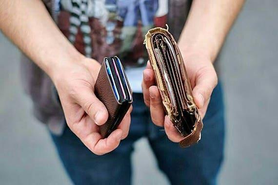 Minimalist Wallet, Best Leather Wallet, Leather Wallets, Mens Wallets, Groomsmen Gifts