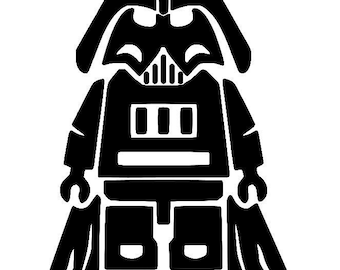 Vader  Decal
