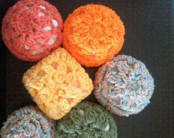 Large Decorative Soap Cover with Soap