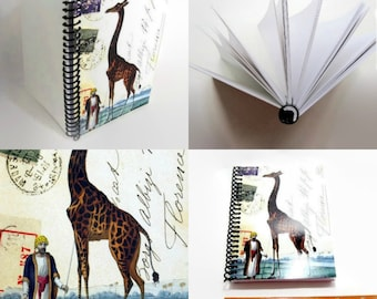 Giraffe A6 Notebook