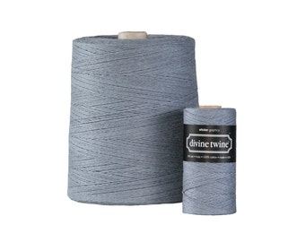 NEW**Solid Gray Divine Twine X