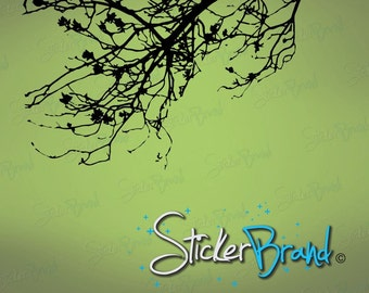 Vinyl Wall Decal Sticker Tree Branches 684A