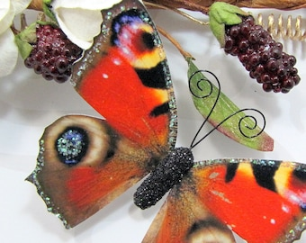 Butterfly Embellishments Inception