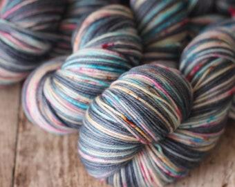 Nina - Australian Superwash Merino / Nylon 4ply Yarn