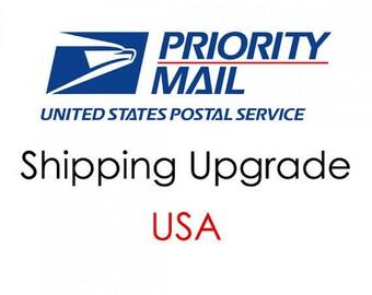 Priority Mail Domestic Upgrade