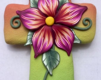 Dekorative Kreuz Magnet 1316