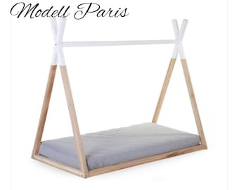 Montessori Bed crib cot bed model Paris