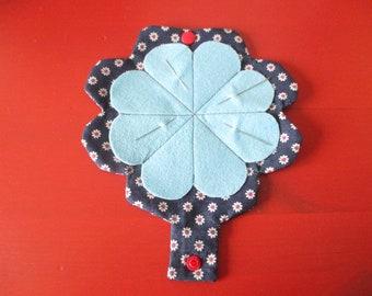 Foldable Pincushion fabric and felt