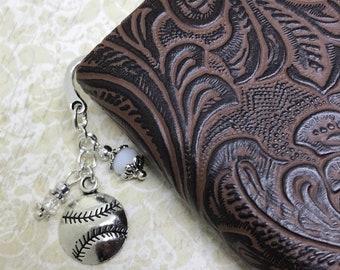 Baseball Bookmark Softball Bookmark — Great Gift! American Athletics Bookmark Sports Boookmark Athlete Gift