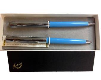 Vintage Garland Pen/Pencil Set