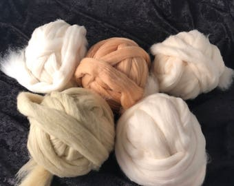 Cotton Sliver Sampler