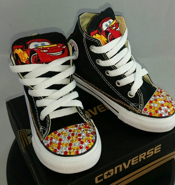 boys customised converse