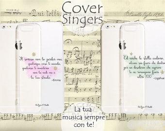 Cover Singers per Smartphone