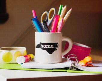 North Carolina home. Ceramic Coffee Mug