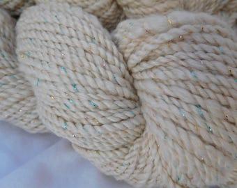 Beautiful in Bling - Baby Alpaca Yarn (Sport Weight)