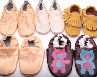 HOT SALE  baby shoes, baby girl shoes, baby boy shoes, leather baby shoes, soft sole baby shoes leather, size 2-3, 3-4, 4-5 years