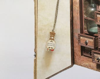 MAGICAL candy vial necklace