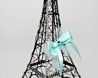 Wire Eiffel Tower Centerpiece/Paris Centerpiece/Wedding Centerpiece/Sweet 16 Centerpiece/Wire Eiffel Tower