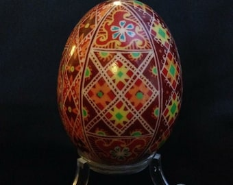 Prayer Ladder Pysanka
