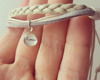"""MOM"" mother's day bracelet"