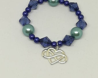 Choice of charm and beads