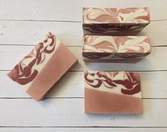 Love Spell Soap - Handmade Soap - Cold Process Soap - Homemade Soap - Kaolin Clay Soap - Elevation - Soap