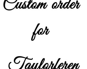 70 fans, 50 Invites w Envelopes, 50 Itinerary's for Taylorferen (Custom)