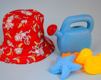 Handmade Children's Sun Hat