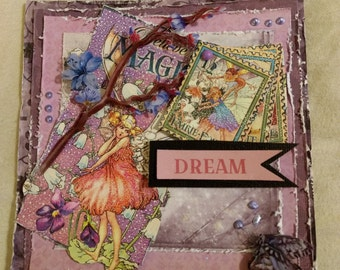 fairy dream card