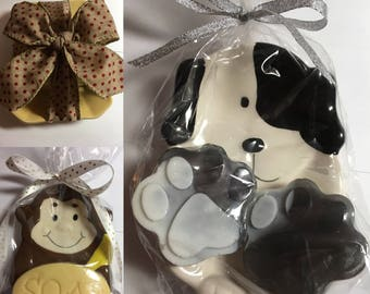 Soap Dish Gift Set (one of your choice)