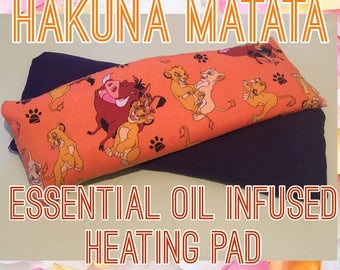 Scented Oil Infused Heating pads; reusable hot and cold pads; heating pad; cold pad; Scented heating pads; Disney inspired heating pad