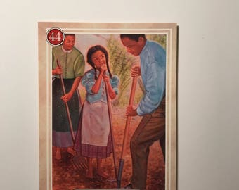 American Girls Trading Cards
