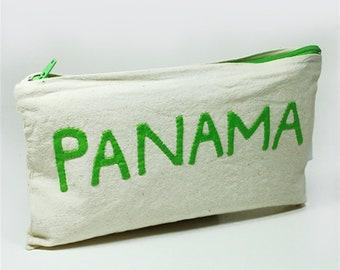 Panama Cosmetic Bags