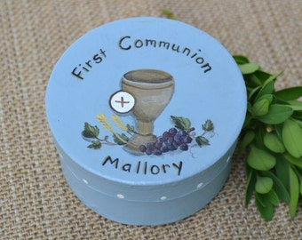 First Communion boxes/ Baptism/ Confirmation