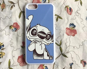 Lilo and Stitch iphone and Samsung Phone Case, Stitch Phone Case, Disney Phone Case