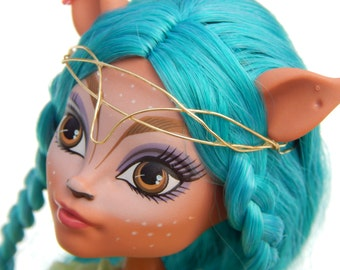 Monster High doll Jewelry--fantasy style crown