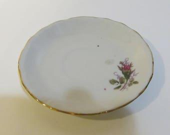 Made in Japan Rose Teacup Saucer