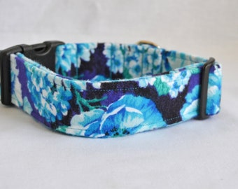 The Maggie Dog Collar (Martingale or Buckle)