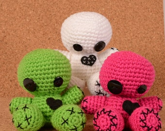 Voodoo Crochet Toy Doll