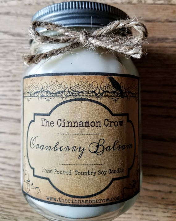 Country Soy Wax  Jar Candles  16 oz