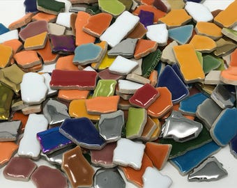 Ceramic Jigsaw Shapes Mix