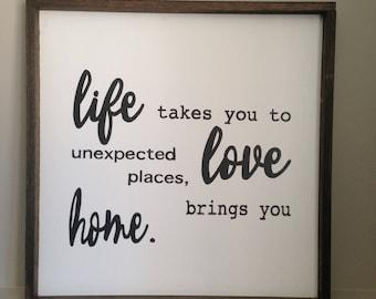 Life, Love, Home