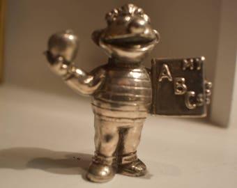 Sesame Street Sterling Silver Ernie Figurine
