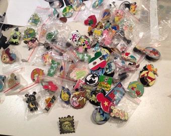 Disney hat pins 10 pack