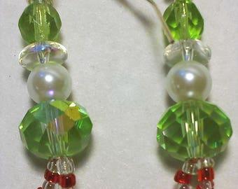 Christmas Elf Earrings