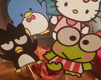 Set of 4 hello kitty