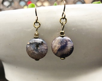 Handmade Earrings - Boho Style - Dangle Earrings